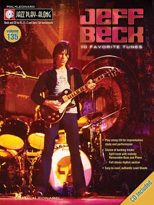 Jeff Beck By Beck, Jeff (COP)/ Taylor, Mark (ADP)